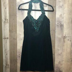 Vintage Zum Zum formal dress